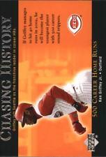 2002 Upper Deck Chasing History #CH2 Ken Griffey Jr. - NM-MT