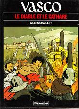 Vasco n°7. Le diable et le Cathare. CHAILLET 1988 neuf