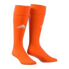 Adidas Santos 18 Medias Protectoras Naranja Blanco
