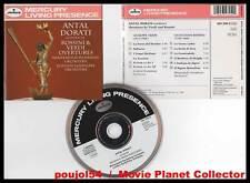 "Antal DORATI ""Rossini & Verdi Overtures"" (CD) 1994"