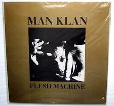 MAN KLAN Flesh Machine LP 1987 SEALED Uk