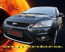 Bra desprendimiento protección car bra Ford Focus año 08-10 Haubenbra auto máscara Tuning