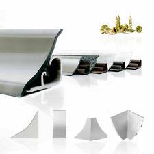 3 Meter Abschlussleisten viele Modele Küche 13mm 23mm 37mm Leisten Arbeitsplatte