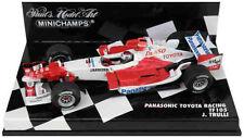 Minichamps TOYOTA TF105 2005 Race Version-JARNO TRULLI scala 1/43