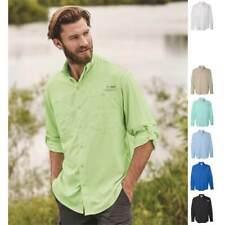 Columbia Tamiami II Mens Long Sleeve Button Up Shirt - 128606