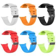 Silicone Watch Strap Wristband Bracelet Band for Polar Vantage V Smartwatch