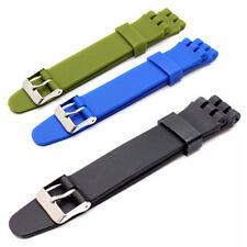 2 Anse+Cinturino 17mm bracciale silicone polso ricambio per Huawei Watch 17HW