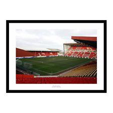 Aberdeen FC Pittodrie Football Stadium Photo Memorabilia (382)