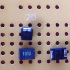 100uH 105 mA 8.8Ω Ferrite Chip Inducteur ± 5% Panasonic 1812 SMD Multi Qté