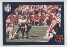 1988 Commemorative Card Set #40 Walter Payton Chicago Bears Football