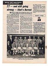 CHARLES BUCHAN Non League Football (Soccer) team picture - VARIOUS