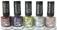 Rimmel London Glitter Bomb Top Coat Nail Polish You Choose Your Color New Vhtf