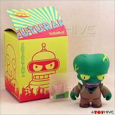 Kidrobot Futurama collection vinyl figure Morbo opened to identify series 1