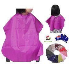 Children Salon Waterproof Hair Cutting Hair dressing Cut Barbers Cape Gown Cloth