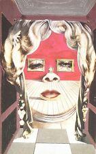 The Face Of Mae West Salvador Dali Reproduction Art Print A4 A3 A2 A1