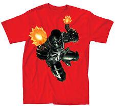 Agent Venom Flash Shot Red T-Shirt