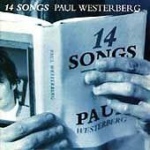 14 Songs, Westerberg, Paul,Very Good, ### Audio CD with artwork-complete,Audio C