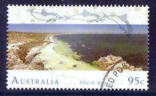 Australia 1993 sg1394 SHARK Bay BELLE USATO