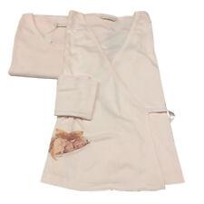 ANNE GEDDES by IMEC camicia da notte donna senza manica con giacchino incrocio