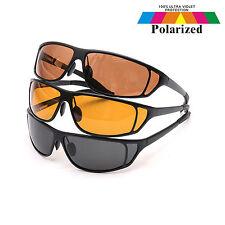 Polarised Polarized Sunglasses Combo Titanium Metal Frame Fishing Glare Blocking