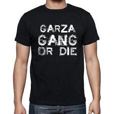 GARZA Family gang Tshirt, Tshirt Homme Noir, Cadeau T-Shirt
