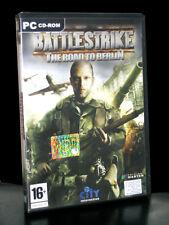 BATTLESTRIKE THE ROAD TO BERLIN GIOCO USATO PER PC DVD ROM IN ITALIANO PAL 26137