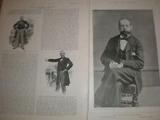 Photo article The Late Lord Randolph Churchill 1895