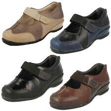 Ladies Sandpiper Casual Flat Shoes - Woking
