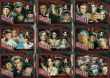 STAR TREK 35TH ANNIVERSARY MORFEX SINGLE CARDS M1-M9