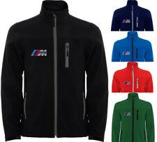 BMW M-Power Softshell Jacket Coat Veste Mantel Blouson Jacke Travel Parka DTM M3