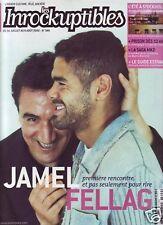 Les Inrockuptibles #349 -FELLAG/JAMEL DEBBOUZE-