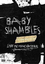 Babyshambles Up The Shambles DVD  NEW