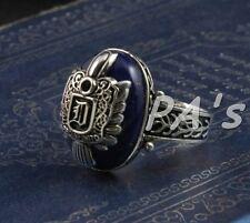 Vampire Diaries Salvatore Damon D crest ring great gift identical duplicate