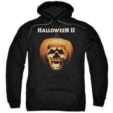 Halloween Ii Horror Slasher Movie Series Pumpkin Shell Adult Pull-Over Hoodie