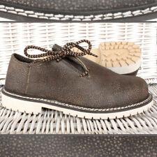 Trachtenschuhe Haferlschuhe Halbschuhe Leder braun Haferlschuhe Schuhe HA14