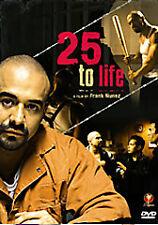 25 to Life DVD