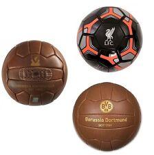 Ball Trainingsball Retro Trikot BVB Borussia Dortmund Liverpool NEU!