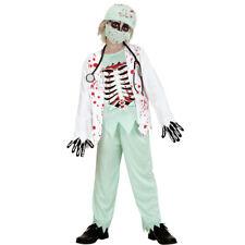 Doktor Kinderkostüm Kinder Zombie Kostüm Untoter Arzt Verkleidung Horror Chirurg