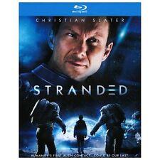 Stranded Movie (Blu-ray Disc, 2013) Christian Slater, Brendan Fehr NEW!