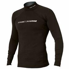 Magic Marine Bipoly Long Sleeve Hydrophobic Vest 2017 - Black
