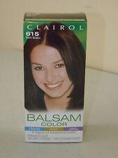CLAIROL BALSAM PERMANENT HAIR COLOR **PICK COLOR**