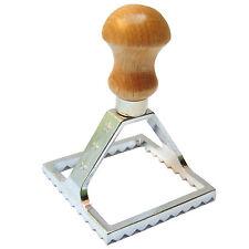 Stampo ravioli Tagliaravioli alluminio quadrato 70 mm
