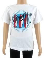 O'Neill T-Shirt Shirt Kurzarmshirt Wipey's weiß Print Rundhals NEU