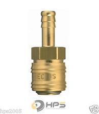 Parker Rectus Druckluftkupplung mit Tülle Schlauchanschluss NW7,2