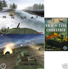 World War 2 TANK COMMANDER * Panzer Elite * Top Zustand