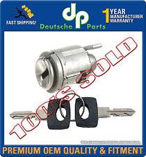 Mercedes W124 W126 Ignition Lock Cylinder Switch + Keys 1264600604 126 460 06 04
