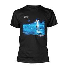 Muse Showbiz Matt Bellamy Official Tee T-Shirt Mens
