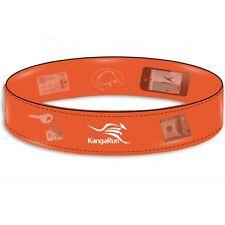 Running Belt Waist Pack Original Kangarun UK design (Orange) S M L XL Size