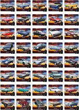 Tapis De Souris avec motif : FORD EUROPA Voiture modèle CAR REPOSE-POIGNETS