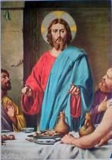 1950s Gesù Cristo ediz.Arti Grafiche Favia
